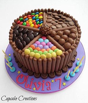 Childrens Chocolate Cake Recipe