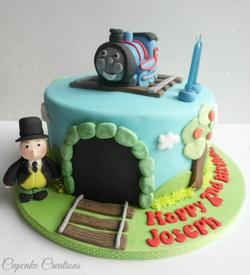 Thomas & Friends Cake