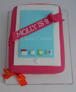 iPad Birhtday Cake