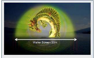 諏訪湖ウソータースクリーンProject