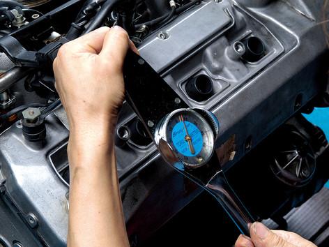 W124036 AMG 6.0 Engine