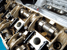 W124036 AMG Engine