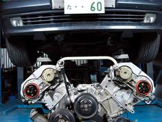 W124036  M119 6.0 AMG Engine