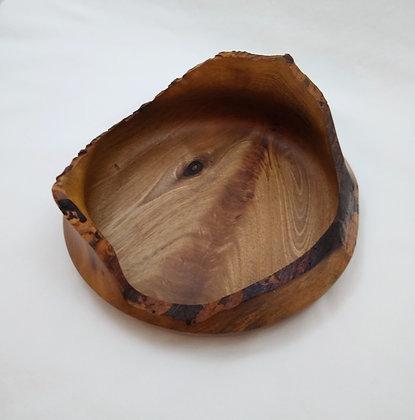 English Walnut Bowl