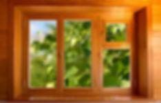 деревянные окна, двери, погонаж