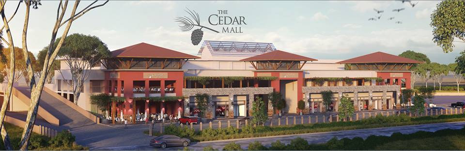 The Cedar Mall, Nanyuki