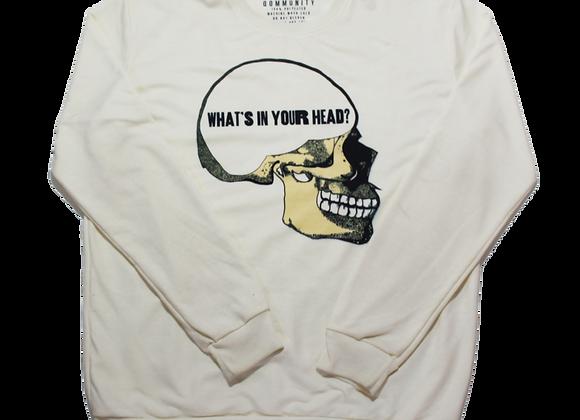 What's In Your Head Sweatshirt