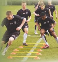 Simple Solutions to Train for Speed                                     (On the Field, With the Ball