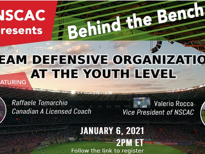 Youth Defensive Organization Webinar