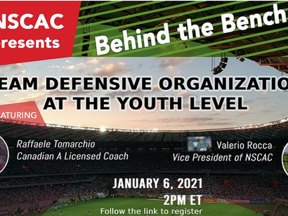 Youth Defensive Organization Webinar