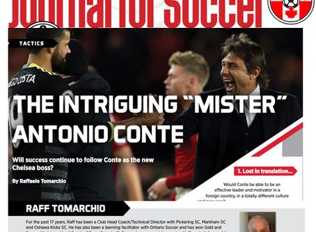 "The Intriguing ""Mister Antonio Conte""."