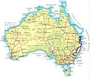 Geführte Motorradreisen Australien