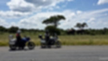 Geführte Motorradreisen Südafrika