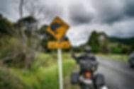 Motorradmieten Neuseeland