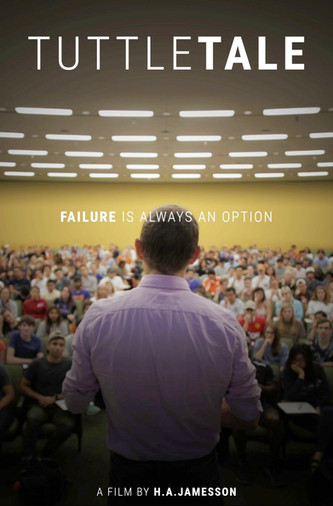 Clint Tuttle encourages his students to fail