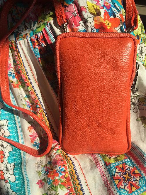 Smartphone Tasche Orange