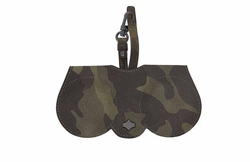 Brillen Etui Camouflage Black