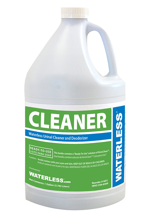 3.78litre Waterless Co Urinal Cleaner