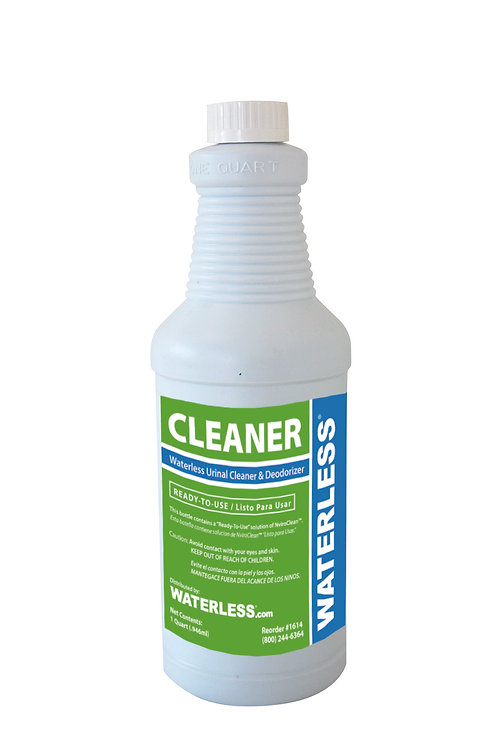 946ml Waterless Co Urinal Cleaner