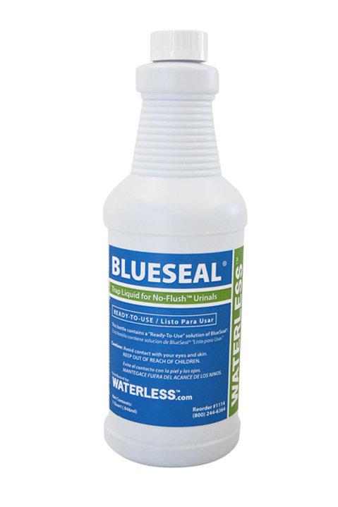 946ml Blue Seal waterless urinal liquid x 1