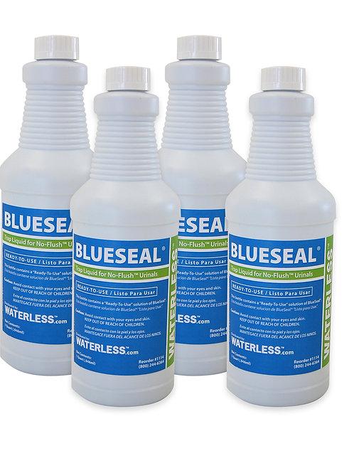 946ml Blue Seal waterless urinal liquid x 12 bottles