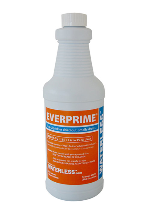 946ml EverPrime floor drain liquid