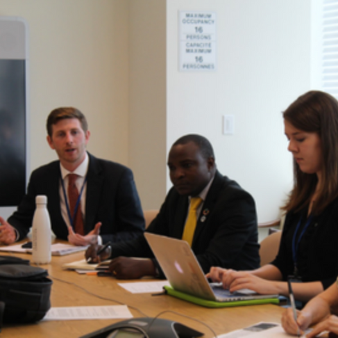 An Intern's Perspective on the HLPF