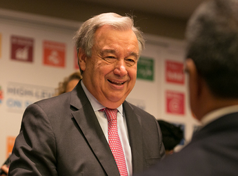 What to Look Out for After HLPF 2018: Secretary-General António Guterres' Closing Remarks