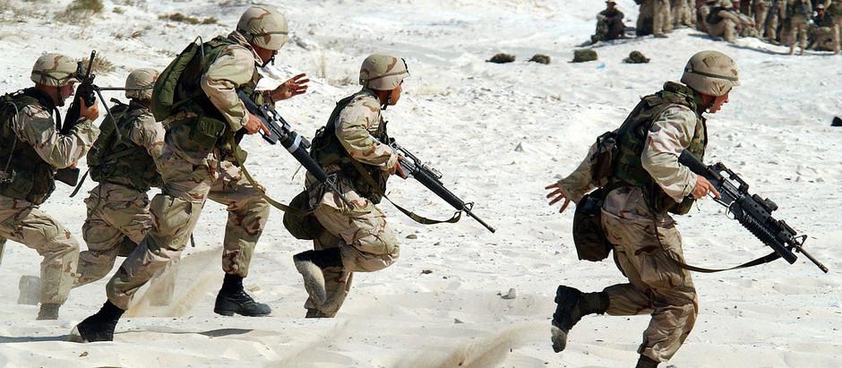 The Heinous Humanitarian Cost of Modern Warfare