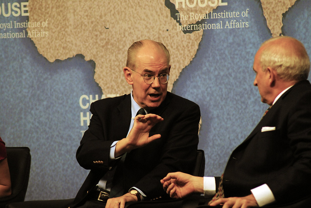 John Mearsheimer, Photo by Chatham House, London