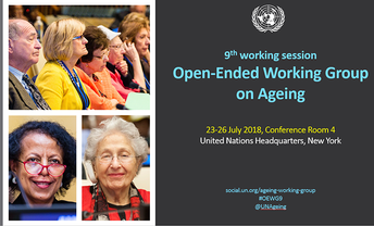 The 9th session of the Open Ended Working Group on Ageing: Outcome Document