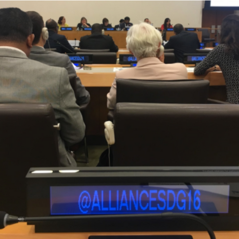 Peaceful, Just and Inclusive Societies and the SDGs