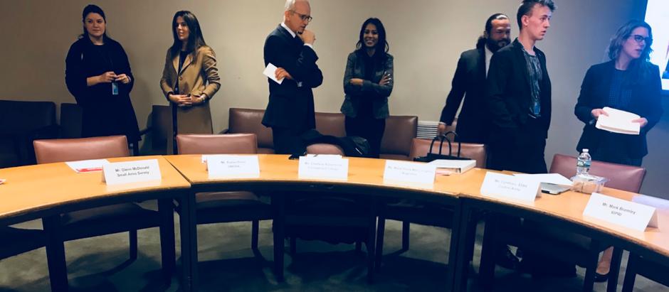 Examining Synergies Between the UN POA, ATT and SDGs