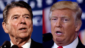 New Conservatism: Trump and Reagan