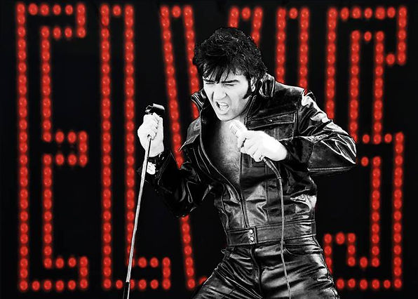 RIK GAYNOR AS ELVIS