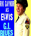 Rik Gaynor as Elvis Presley