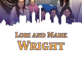 Lori and Mark Wright Website Recognition