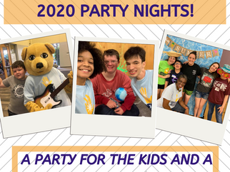 Sign Up For 2020 Parties