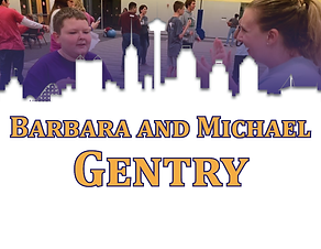 Barbara and Michael Gentry Website Recog