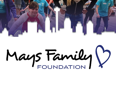 Mays Family Foundation Website Recogniti