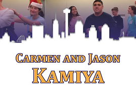 Carmen and Jason Kamiya Website Recognit