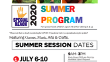 SUMMER PROGRAM POSTPONED TO JULY 6, 2020