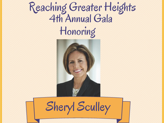 Sheryl Sculley is Our 2019 Honoree