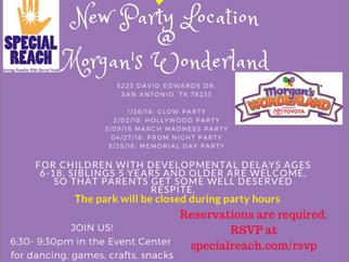 NEW PARTY NIGHTS AT MORGAN'S WONDERLAND