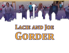 Lacie and Joe Gorder Website Recognition