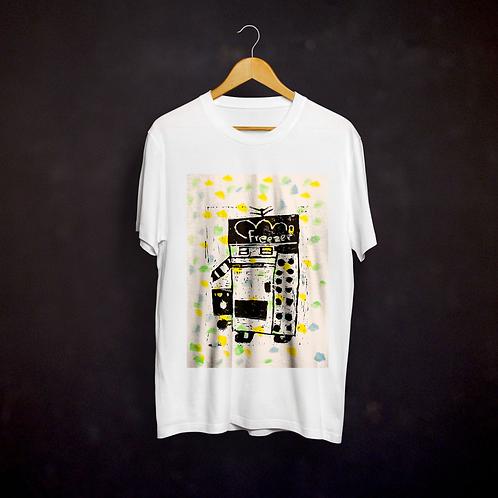 Happy's Robot T-shirt