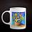Thumbnail: Happy's Impressionistic Flowers Coffee Mug