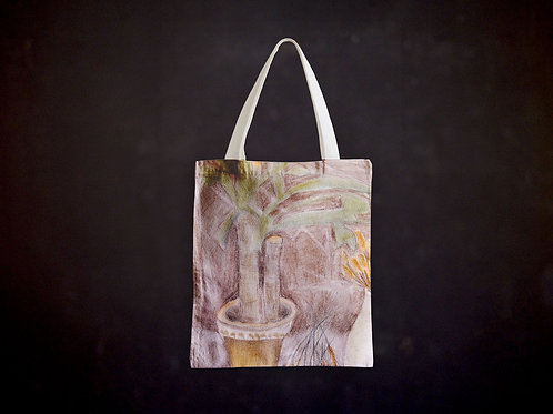 Jillian's Still Life Totebag