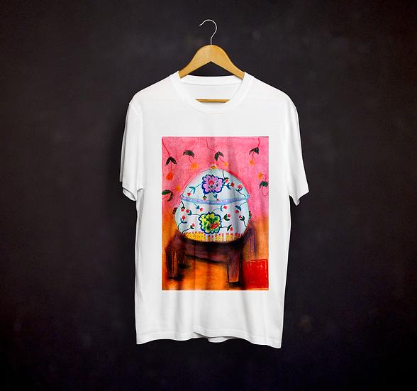 Happy's Peranakan Kamcheng T-shirt