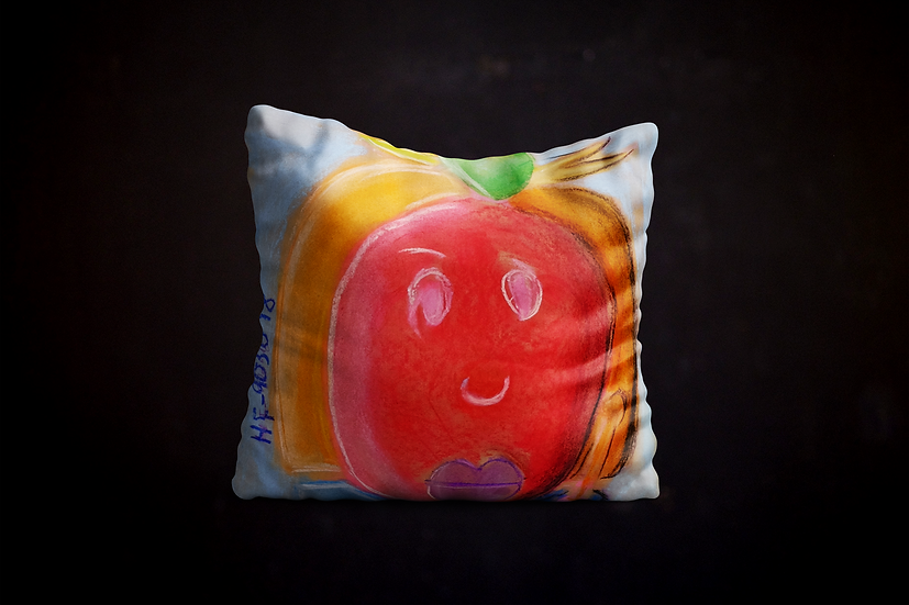 Andrea's Robot Pillow